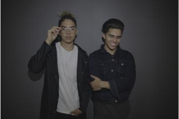 William Singe & Alex Aiono: Main Image