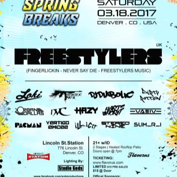 SPRING BREAKS w/ The Freestylers-img
