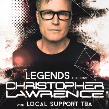 LEGENDS feat. Christopher Lawrence-img