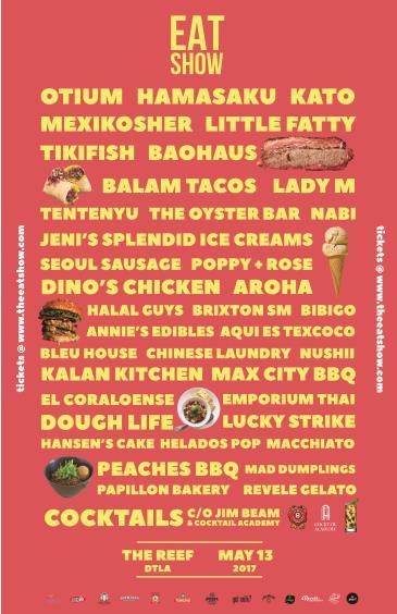 EAT Show (Tasting Expo) - 50 Most Influencial LA Restaurants: Main Image