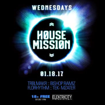 HOUSE MISSION (18+ FREE BEFORE 11PM)-img