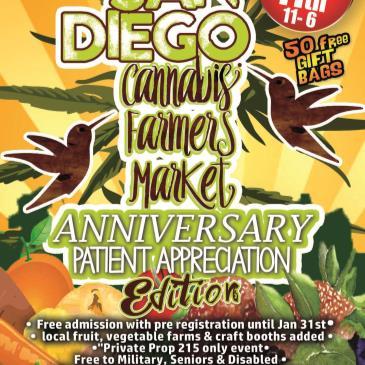 San Diego Cannabis Farmers Market Anniversary Edition-img