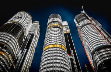 Man About Two International Towers, Barangaroo.: Main Image
