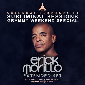 Erick Morillo Extended Set: Main Image