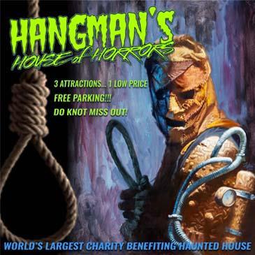 Hangman's House of Horrors 2017
