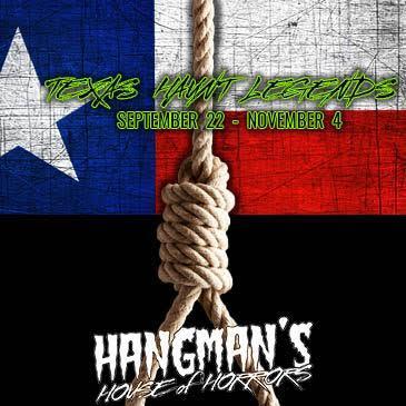 Hangman's House Of Horrors: Main Image