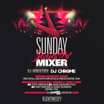 SUNDAY INDUSTRY MIXER-img