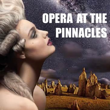 OPERA in The Pinnacles: Main Image