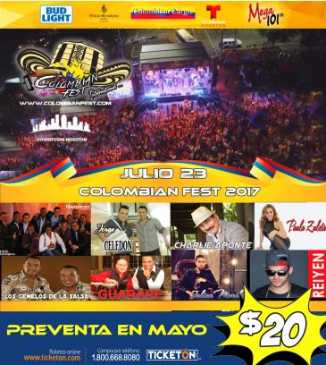 COLOMBIAN FEST INTERNATIONAL: Main Image