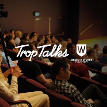 Western Sydney University presents TropTalks Tropfest Alumni: Main Image