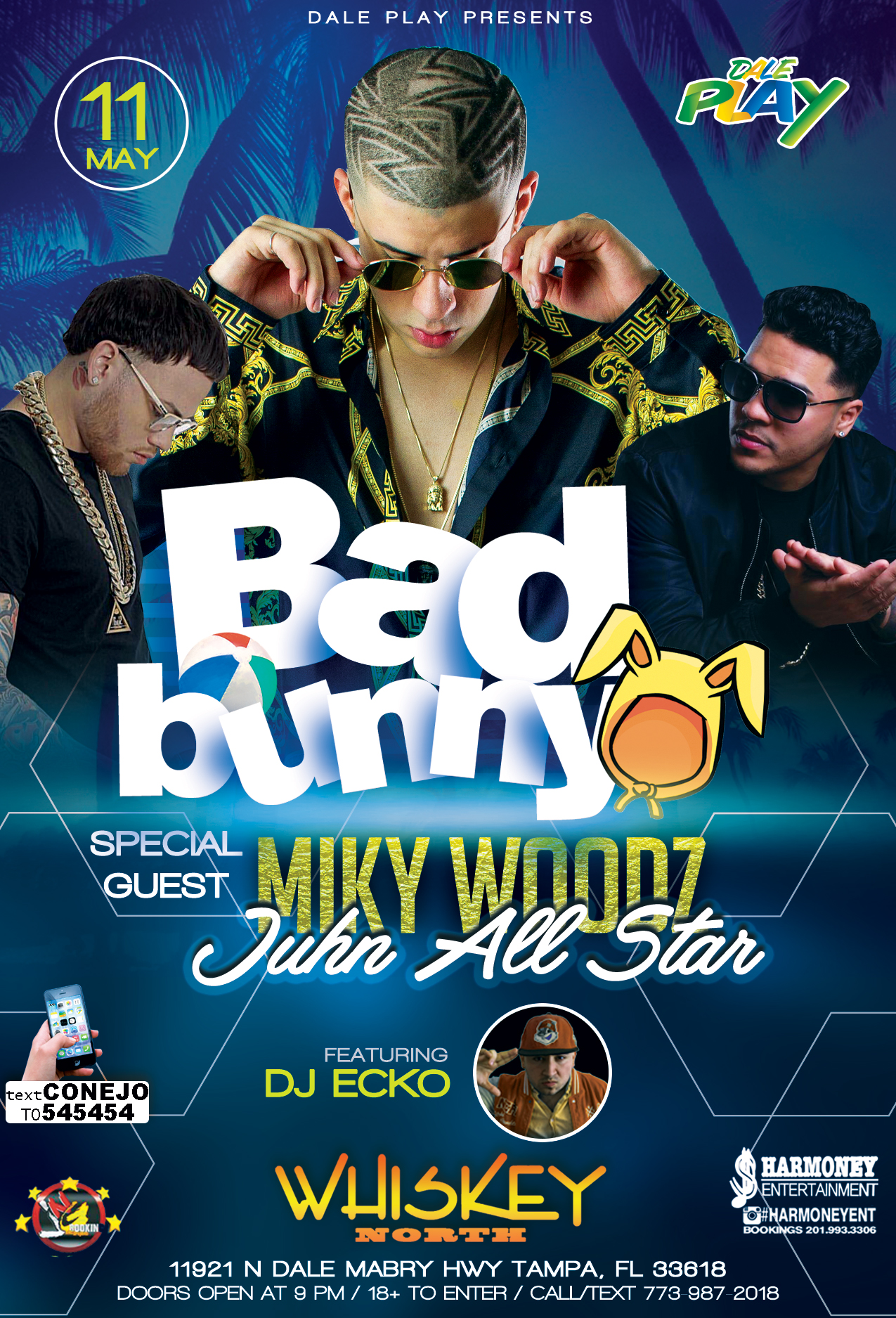 the bad bunny tour in tampa tickets 05 11 17. Black Bedroom Furniture Sets. Home Design Ideas