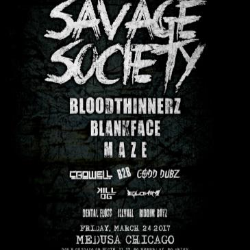 Savage Society Take Over-img