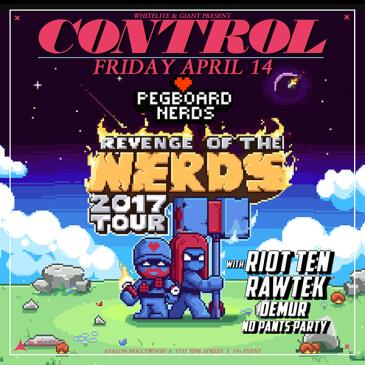Pegboard Nerds, Riot Ten, Rawtek, Demur, No Pants Party-img