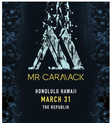 Mr. Carmack: Main Image