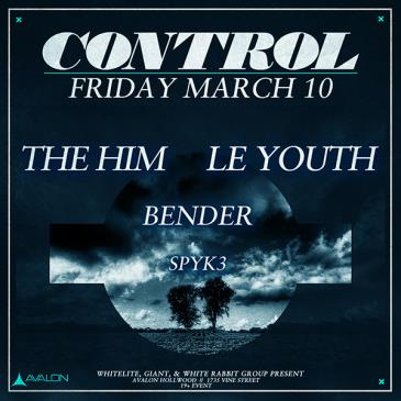 The Him, Le Youth, Bender-img
