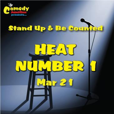 Stand Up And Be Counted Comedy Festival 2017: Main Image