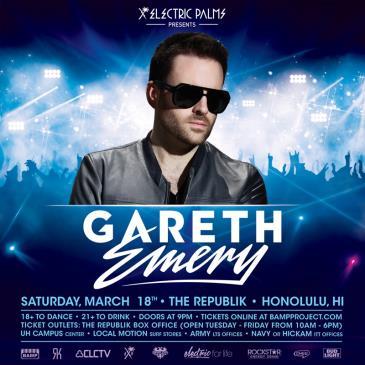 Gareth Emery: