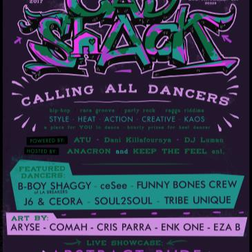 The CAD Shack launch at Los Globos (Calling All Dancers!)-img