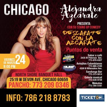 ALEJANDRA AZCARATE CHICAGO: Main Image