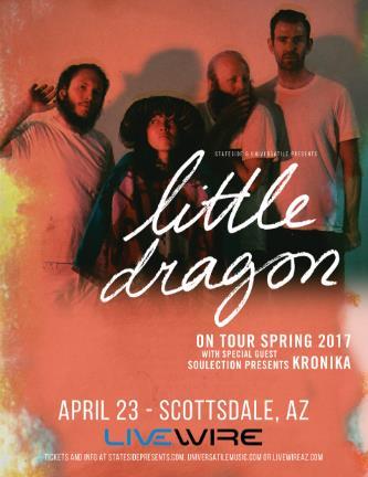 Little Dragon: Main Image