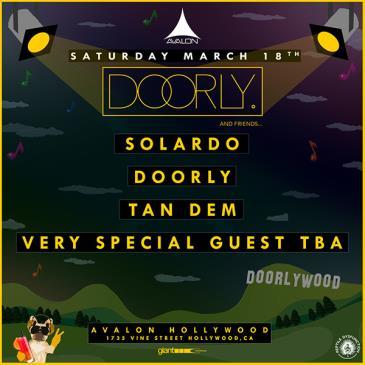Solardo, Doorly, Tan Dem,  Special Guest-img