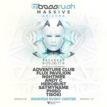 Bassrush Massive - Arizona: Main Image