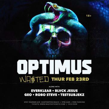 OPTIMUS @ WASTED HUNTINGTON BEACH-img