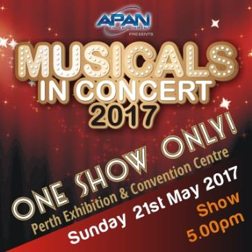 Musicals In Concert 2017: Main Image