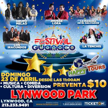 FESTIVAL GUANACO 2017: Main Image