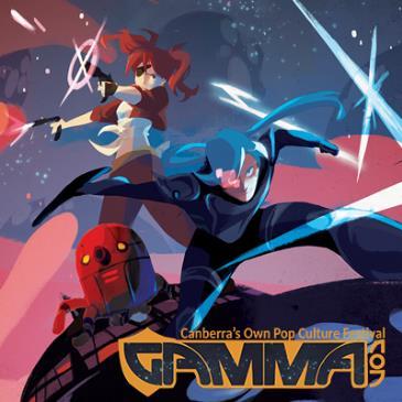 GAMMA.CON 2017: Main Image