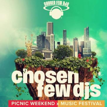 Chosen Few Picnic + Music Festival: Main Image
