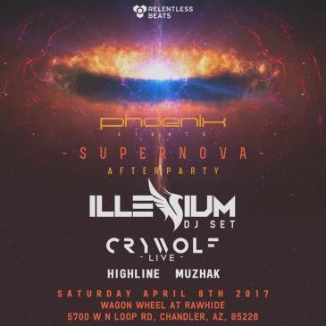 Illenium & Crywolf: Main Image