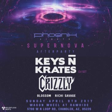 Keys N Krates & Crizzly: Main Image