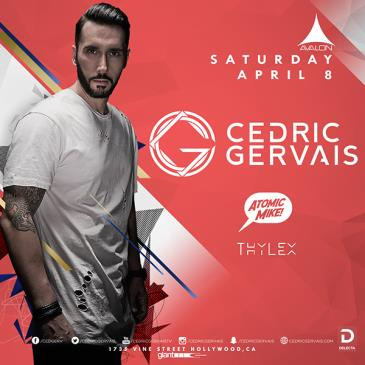 Cedric Gervais, Atomic Mike, Thylex: Main Image