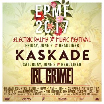 Electric Palms Music Festival: Main Image