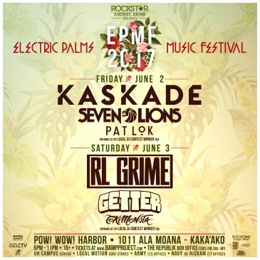 Electric Palms Music Festival: Main Image