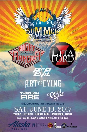 AK Summerfest: Main Image