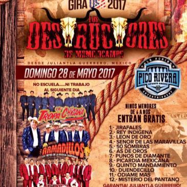 "GIRA USA: ""LOS DESTRUCTORES""-img"