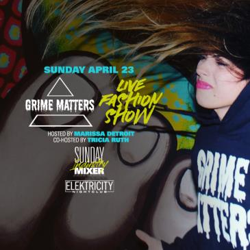 SUNDAY INDUSTRY MIXER || LIVE FASHION SHOW-img