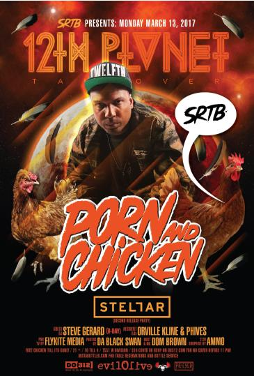 12th Planet at Porn And Chicken: Main Image