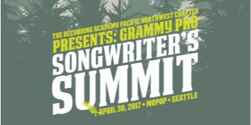 GRAMMY Pro Songwriter's Summit: Main Image