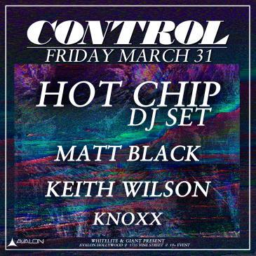 Hot Chip DJ Set: Main Image