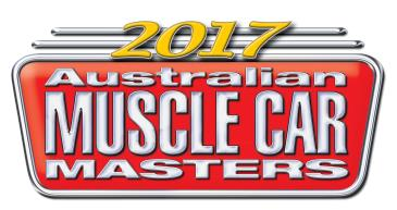 2017 Australian Muscle Car Masters: Main Image