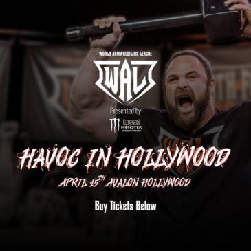 World Armwrestling League Western Classic Havoc in Hollywood-img