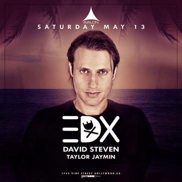 EDX, David Steven: Main Image