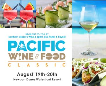 Pacific Wine & Food Classic: Main Image
