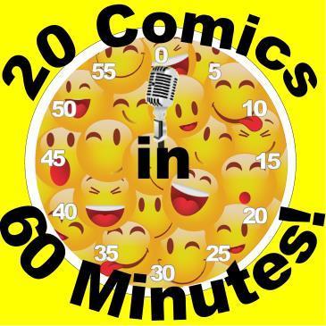 BonkerZ Featured Artist Comedy Club-img