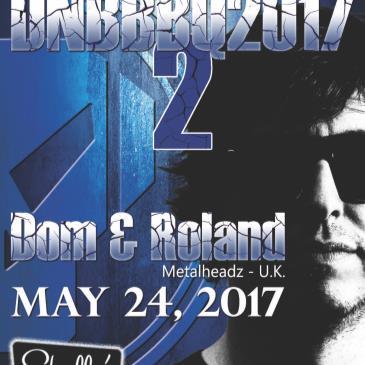 DNBBBQ: DOM & ROLAND SKULLYS MUSIC DINER 5/24-img