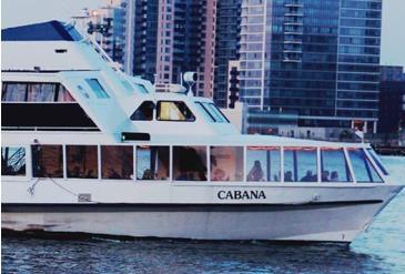 MDW Skyport Marina Cabana Yacht NYC Party Cruise 2017: Main Image
