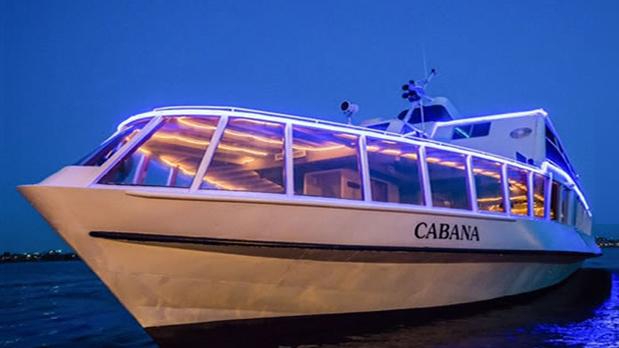 MDW Skyport Marina Cabana Yacht NYC Party Cruise 2017
